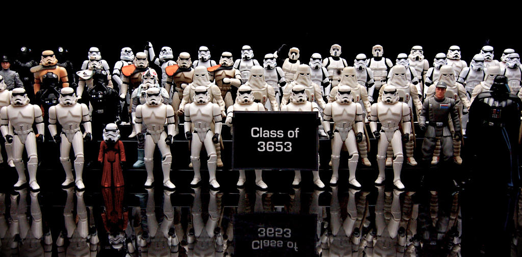 Storm Troopers Class